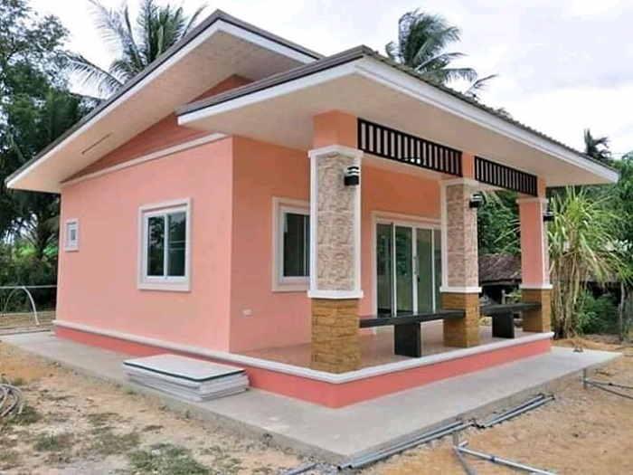 Desain Rumah Terjangkau, sumber : Jasa Kanopi